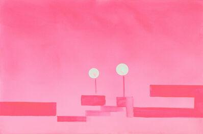 Wanda Koop, 'Pink ', 2005