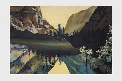 Alexandra Wiesenfeld, 'Yellow Lake', 2014