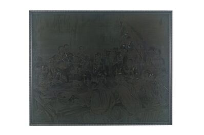 Kota Hirakawa, 'Trinitite – The Meeting of Gen.Yamashita and Gen.Percival', 2013