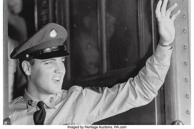 Alfred Wertheimer, 'Good Bye America, Hello Germany', 1958