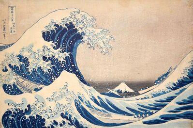 Katsushika Hokusai, 'The Great Wave off Kanagawa', ca. 1829 -1833