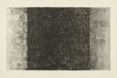 Jasper Johns, 'Untitled ', 1976