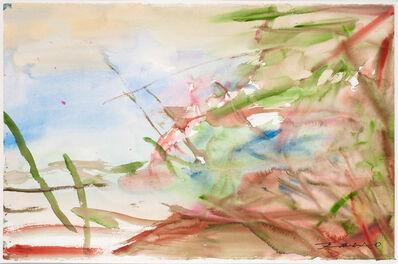 Zao Wou-Ki 趙無極, 'Untitled (La Cavalerie)', 2008