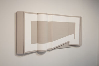 Robert William Moreland, 'Untitled Shifted White Rectangle', 2018