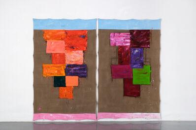 Hanno Otten, 'Über Malerei 577', 2015