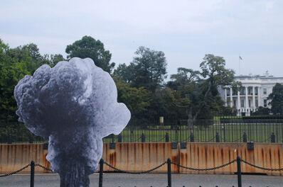 Yevgeniy Fiks, 'Joe 1 Cruising in Washington DC (Monument Grounds 2)', 2012
