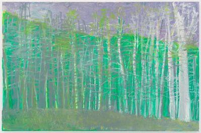 Wolf Kahn, 'Distant Green', 2015