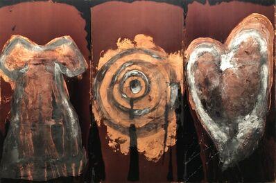 Clinton Naina, 'Dress, Target, Heart', 2003