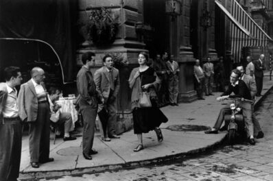 Ruth Orkin, 'American Girl in Italy, Florence', 1957