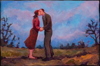 Carol Aust, 'Kiss #5', 2020