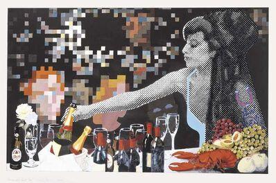 Gerald Laing, 'Belshazzar's Feast', 2010
