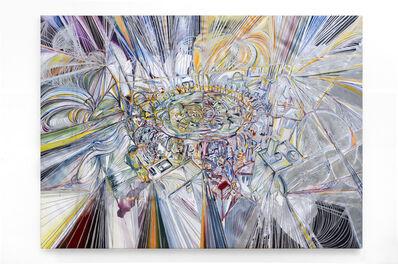 Adam Berg, 'Q-bits Lab/Spin', 2016