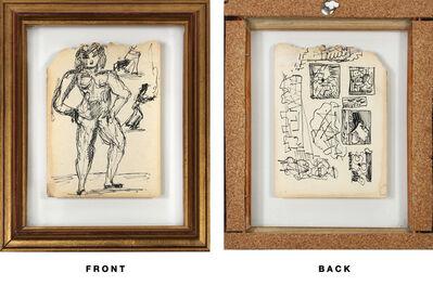 Alfred Morang, 'Untitled (Standing Nude)', n.d.