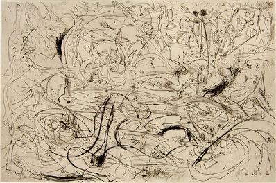 Jackson Pollock, 'Untitled, 1082 (P19)'