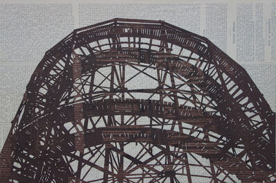 William Steiger, 'Cyclone Rollercoaster #2', 2016