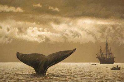 Guillermo Muñoz Vera, 'Sperm Whale', 2017