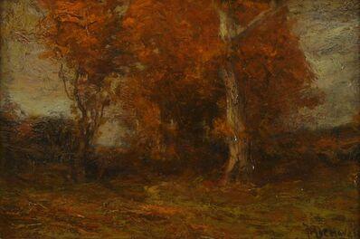 Franklin De Haven, 'Dusk Oaks', ca. 1900