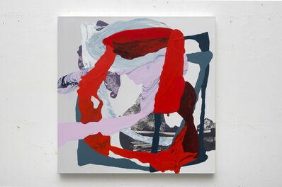 Blandine Saint-Oyant, 'Ha Ça ira (red) 10', 2020