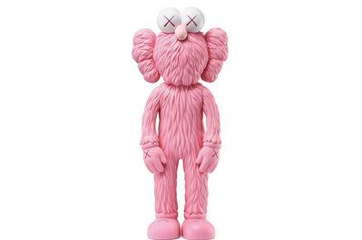 KAWS, 'BFF (Pink)', 2017
