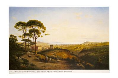 Gabriele Di Matteo, 'Teodoro Duclère : Napoli dalla Conocchia.', 2013
