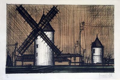 Bernard Buffet, 'Les Moulins', 1953