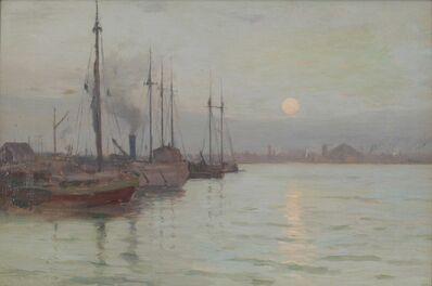 Charles Warren Eaton, 'Hackensack River', ca. 1885