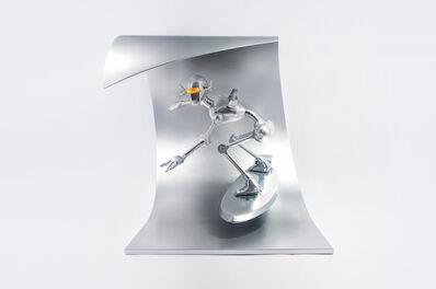 Hajime Sorayama, 'Sorayama Classic Robot SURF', 2018