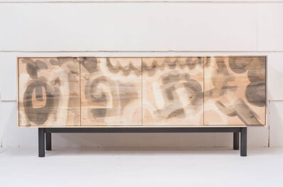 Jeff Martin, 'Painted Credenza', 2019
