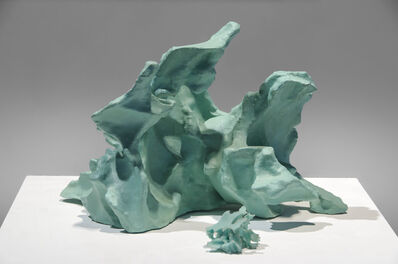 Jeanne Silverthorne, 'Fragment (Crannies) with Matching Scrap', 2011