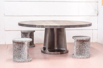 Jeff Martin, 'Bronze Neolith Table', 2019