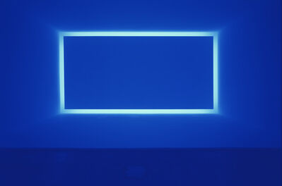 James Turrell, 'Once Around, Violet (Shallow Space)', 1971