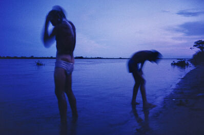 Alex Webb, 'Bathing. Alto Paraguay. PARAGUAY', 1990