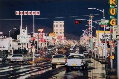 Ernst Haas, 'Route 66, Albuquerque, New Mexico, USA', 1969