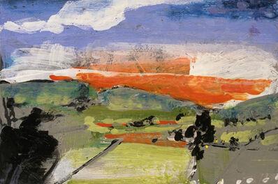 Simon Andrew, 'Naunton Landscape'