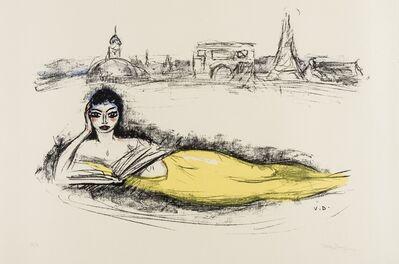 Kees van Dongen, 'De Seine (Juffermans JL 35)', 1962