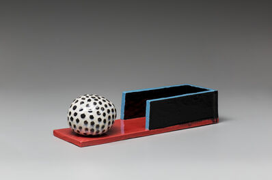 Jun Kaneko, 'UNTITLED (CONSTRUCTION)', 2016