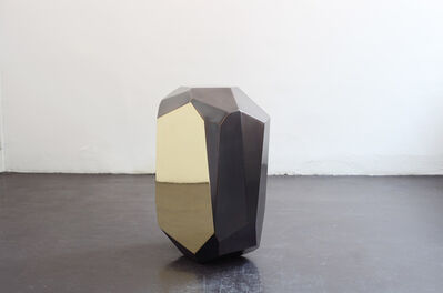 ARIK LEVY, 'Rock Black Brass', 2009