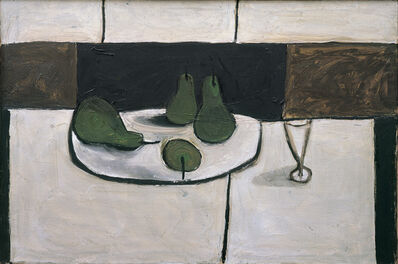 William Scott, 'Still life', 1956