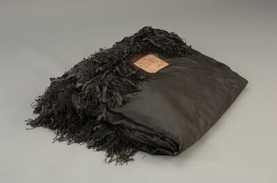 'Coffin cover, Lincoln Funeral Pall', April 25-1865