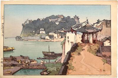 Yoshida Hiroshi, 'Sekishozan', 1940