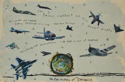 John Scott, 'Untitled (Planes)'