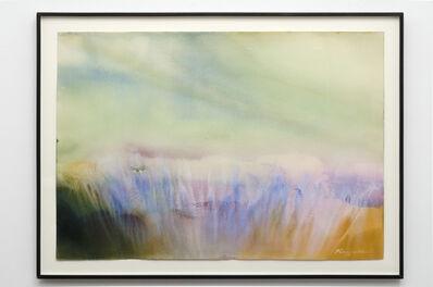 Matsumi Kanemitsu, 'Desert Sky #4', 1974