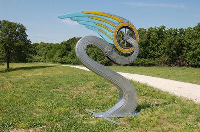 Bates Wilson, 'Swan', 2012