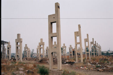 Gulnara Kasmalieva & Muratbek Djumaliev, 'Into the Future (still)', 2005