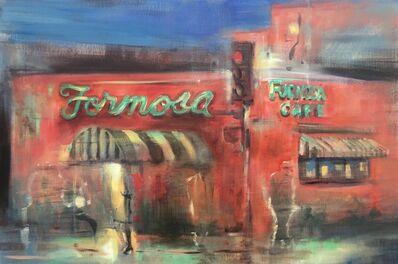 Gregg Chadwick, 'L.A. Noire (Formosa Cafe)', 2019