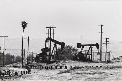 Eleanor Antin, '100 Boots on the Job, Long Beach, California', 1972