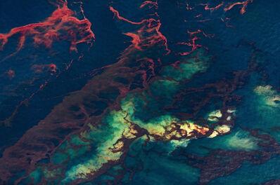 Daniel Beltrá, 'Oil Spill #9', 2016