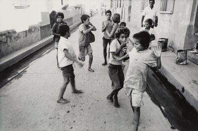 Danny Lyon, 'Joselyn & Friends, Santa Marta, Colombia', 1972