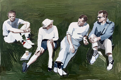 Clara Adolphs, 'On The Grass', 2019