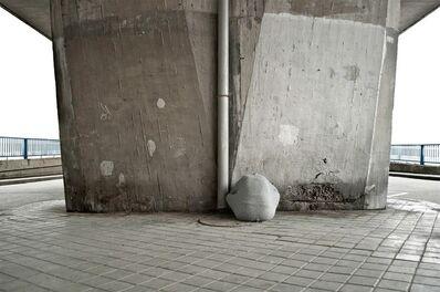 Verónica Vicente, 'Una estrategia de la apariencia, 3', 2011